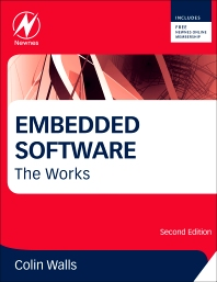 Embedded Software, 2nd Edition,Colin Walls,ISBN9780124158221