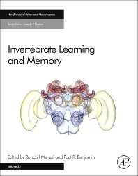 Cover image for Invertebrate Learning and Memory