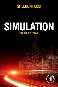 Simulation, 5th Edition,Sheldon Ross,ISBN9780124158252