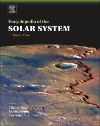 Cover image for Encyclopedia of the Solar System