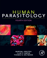 Human Parasitology, 4th Edition,Burton Bogitsh,Clint Carter,Thomas Oeltmann,ISBN9780124159150