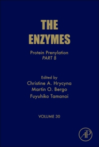 Protein Prenylation, Part B - 1st Edition - ISBN: 9780124159228, 9780124159648