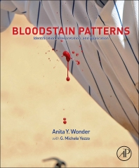 Bloodstain Patterns - 1st Edition - ISBN: 9780124159303, 9780124159655
