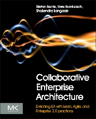 Cover image for Collaborative Enterprise Architecture