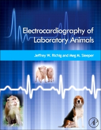 Cover image for Electrocardiography of Laboratory Animals