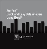 StatPad, 1st Edition,Andrew Siegel,ISBN9780124159518
