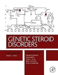 Cover image for Genetic Steroid Disorders