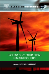 Cover image for Handbook of Solid Phase Microextraction
