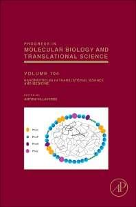 Nanoparticles in Translational Science and Medicine, 1st Edition,A Villaverde,ISBN9780124160200