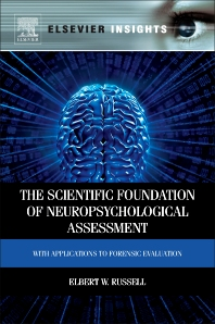 Cover image for The Scientific Foundation of Neuropsychological Assessment