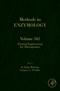 Protein Engineering for Therapeutics, Part A, 1st Edition,K. Dane Wittrup,Gregory L. Verdine,ISBN9780124160392