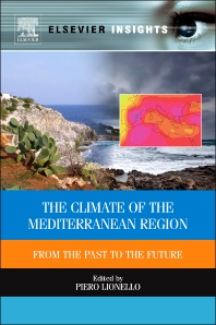 The Climate of the Mediterranean Region, 1st Edition,P. Lionello,ISBN9780124160422