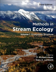 cover of Methods in Stream Ecology - 3rd Edition