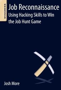 Job Reconnaissance - 1st Edition - ISBN: 9780124166011, 9780124166608