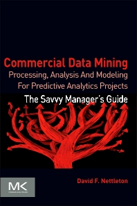 Cover image for Commercial Data Mining