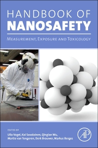 Cover image for Handbook of Nanosafety