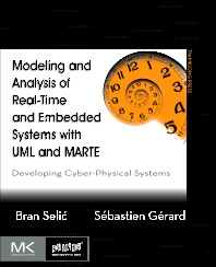 Cover image for Modeling and Analysis of Real-Time and Embedded Systems with UML and MARTE