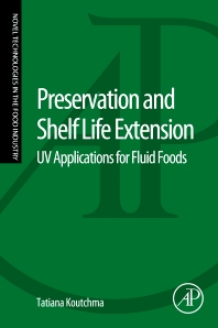 Cover image for Preservation and Shelf Life Extension