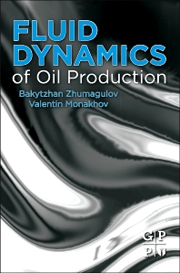 Cover image for Fluid Dynamics of Oil Production
