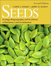 Seeds, 2nd Edition,ISBN9780124166837