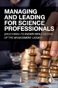 Cover image for Managing and Leading for Science Professionals