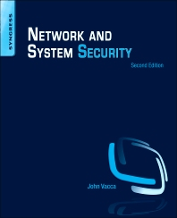 Cover image for Network and System Security
