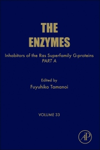 Inhibitors of the Ras Superfamily G-proteins, Part A - 1st Edition - ISBN: 9780124167490, 9780124169678