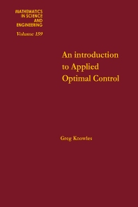 Cover image for An Introduction to Applied Optimal Control