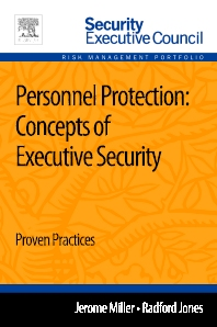 Cover image for Personnel Protection: Concepts of Executive Security