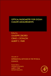 Cover image for Optical Radiometry for Ocean Climate Measurements