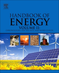 Cover image for Handbook of Energy