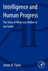 Cover image for Intelligence and Human Progress