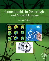Cover image for Cannabinoids in Neurologic and Mental Disease
