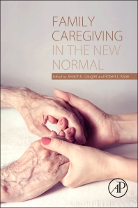 Cover image for Family Caregiving in the New Normal