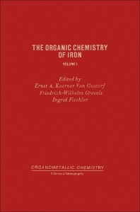 The Organic Chemistry of Iron Pt 1 - 1st Edition - ISBN: 9780124171015, 9780323143448