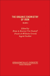 The Organic Chemistry Of iron Pt 2 - 1st Edition - ISBN: 9780124171022, 9780323154710