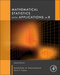 Cover image for Mathematical Statistics with Applications in R