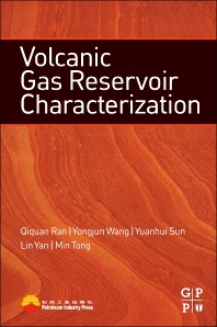 Cover image for Volcanic Gas Reservoir Characterization