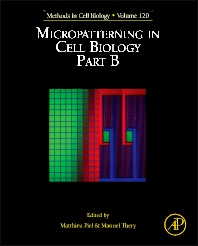 Cover image for Micropatterning in Cell Biology, Part B