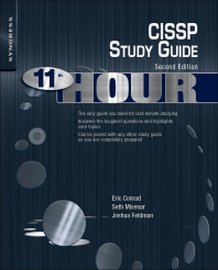 Eleventh Hour CISSP - 2nd Edition - ISBN: 9780124171428