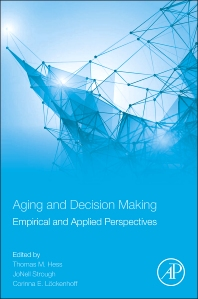 Cover image for Aging and Decision Making