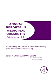 Annual Reports in Medicinal Chemistry - 1st Edition - ISBN: 9780124171503, 9780124171510