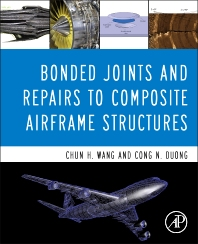 Cover image for Bonded Joints and Repairs to Composite Airframe Structures