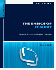 Cover image for The Basics of IT Audit