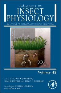 Cover image for Behaviour and Physiology of Root Herbivores