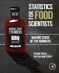 Cover image for Statistics for Food Scientists