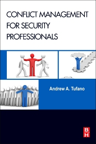 Cover image for Conflict Management for Security Professionals