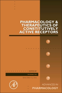 Cover image for Pharmacology and Therapeutics of Constitutively Active Receptors