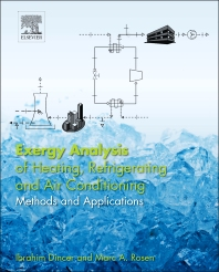 Cover image for Exergy Analysis of Heating, Refrigerating and Air Conditioning