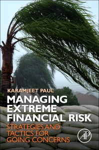 Managing Extreme Financial Risk - 1st Edition - ISBN: 9780124172210, 9780124172227
